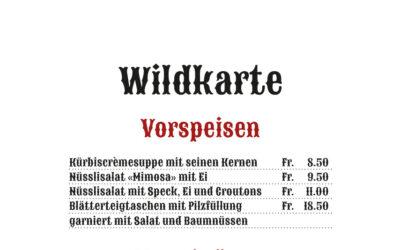 Wildkarte